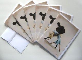 © KLArt.co.uk - Ballet 1 Cards