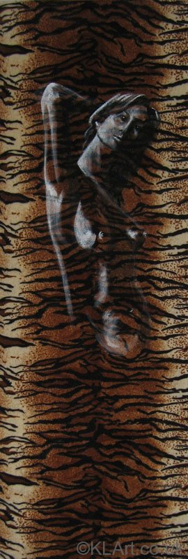 © KLArt.co.uk Tigress 1