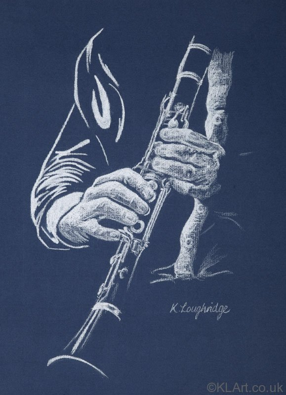 © KLArt.co.uk Little Trumpet Clarinet