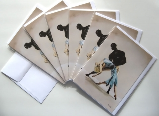 © KLArt.co.uk - Ballet 1 Cards