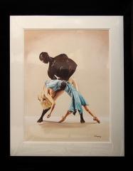© KLArt.co.uk - Ballet 1 Print