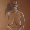 © KLArt.co.uk Female Nude Seated III