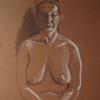 © KLArt.co.uk Female Nude Seated III