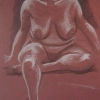 © KLArt.co.uk Female Nude Seated II
