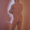© KLArt.co.uk Male Nude Standing II