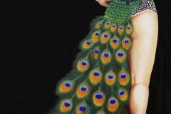 © KLArt.co.uk  Burlesque Blue