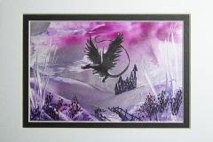 © KLArt.co.uk Here Be Dragons