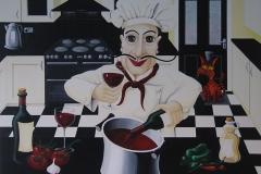 © KLArt.co.uk Salvatore Cooks For...