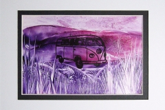 © KLArt.co.uk VW Camper