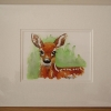 Image of Red Deer Print
