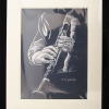 Image of Little Trumpet Clarinet Print