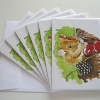 Hazel Dormouse Cards image