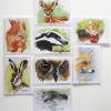 Image of 8 Wildlife Cards